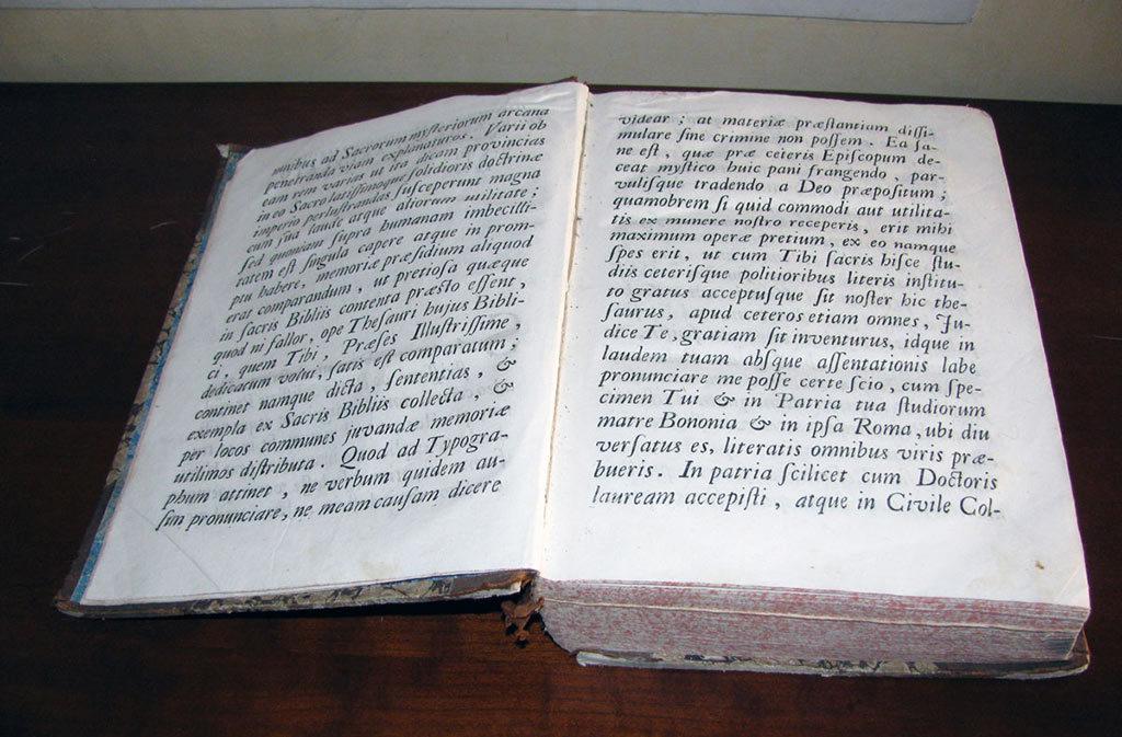 Cosa vedere a Sacile: Centro Studi Biblici - dettaglio libro