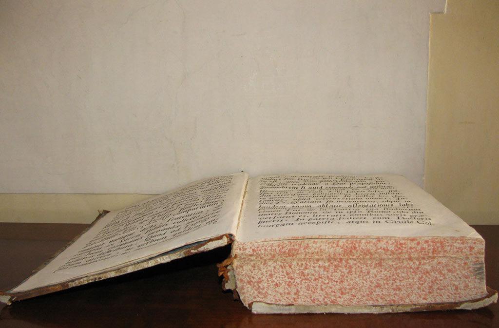 Cosa vedere a Sacile: Centro Studi Biblici - dettaglio libro 2