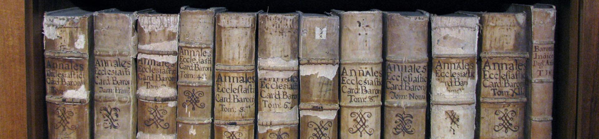 Cosa vedere a Sacile: Centro Studi Biblici - dettaglio libri