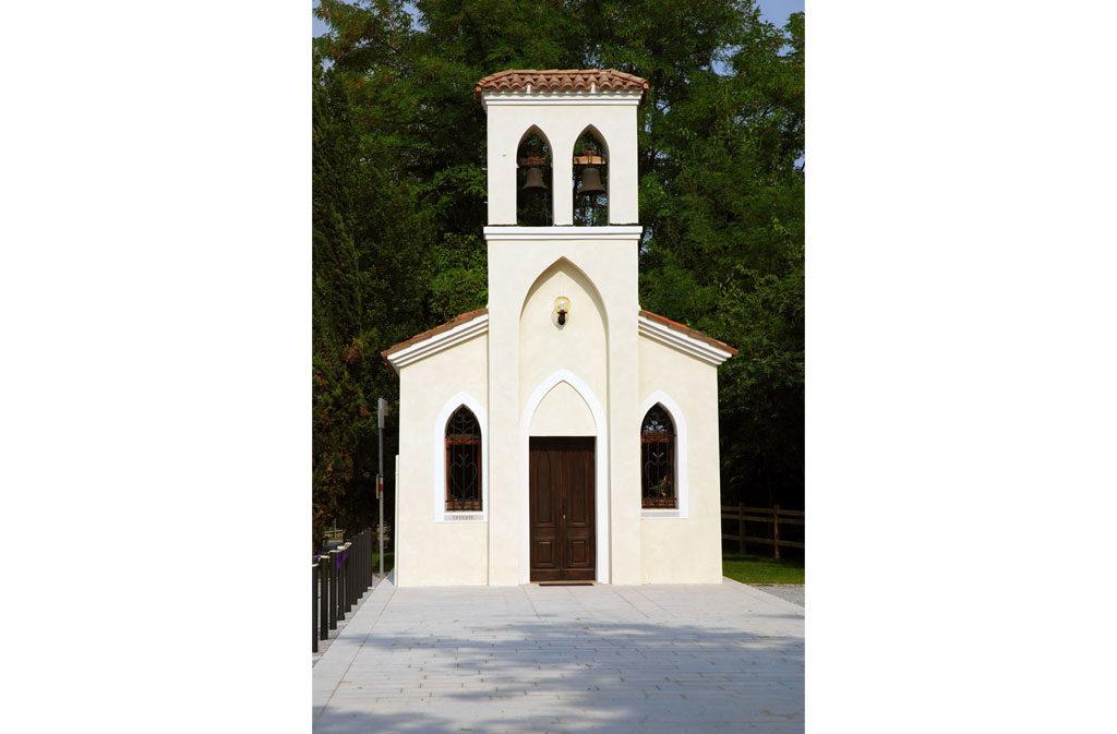 Chiese a Sacile: Chiesetta di San Daniele - esterno