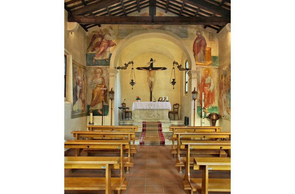 Churches in Sacile: Saint Baptist Church - interior