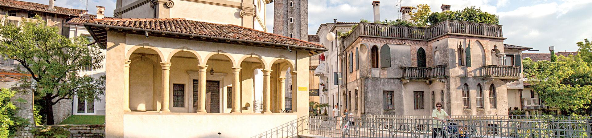 Chiese a Sacile: Chiesetta della Pietà