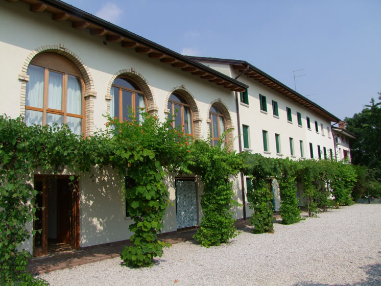 Dove dormire a Sacile: agriturismo Acero Rosso