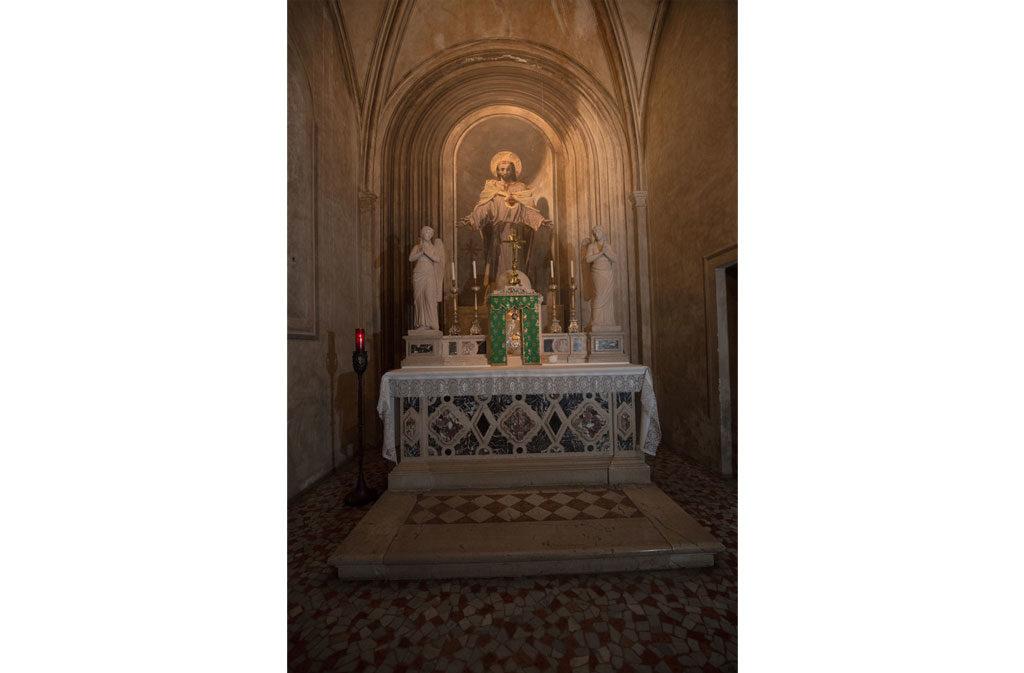 Chiese a Sacile: Duomo San Nicolò - cappelle laterali