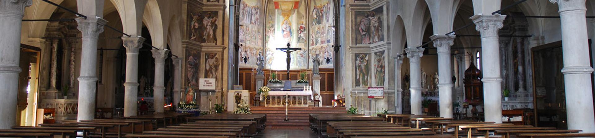 Cosa vedere a Sacile: Duomo San Nicolo - interno