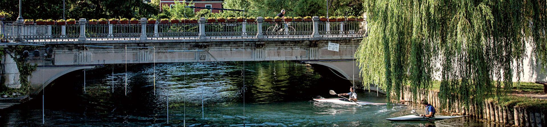 Fiume Livenza: itinerari in canoa - Visit Sacile