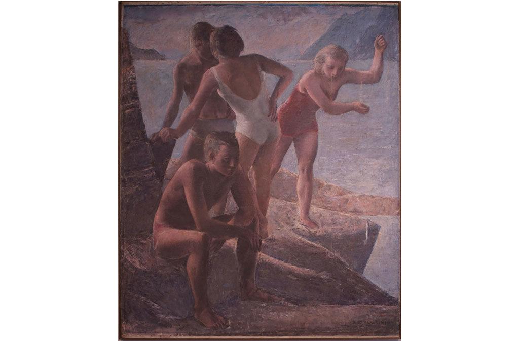 Cosa vedere a Sacile: Gallery Casarini - dettaglio opera 2
