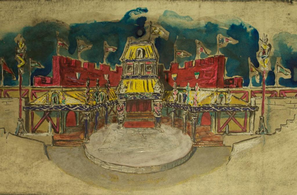 Cosa vedere a Sacile: Gallery Casarini - dettaglio opera 4