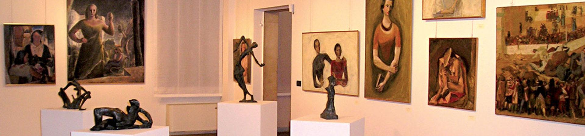 Cosa vedere a Sacile: Galleria Casarini - interno