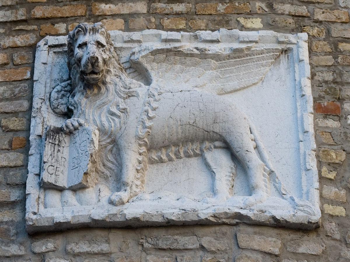 Storia di Sacile: Leone di San Marco