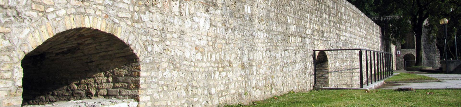 Cosa vedere a Sacile: mura antiche cittadine