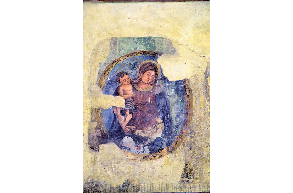 What to see in Sacile: Palazzo Ettoreo - fresco