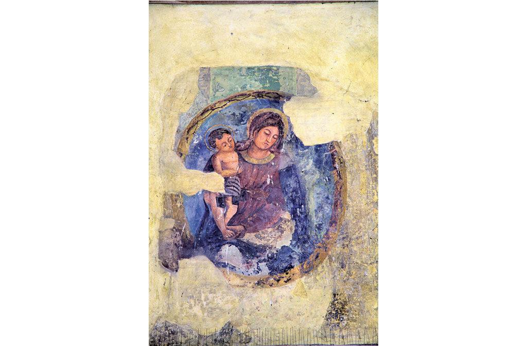 Cosa vedere a Sacile: Palazzo Ettoreo - affresco