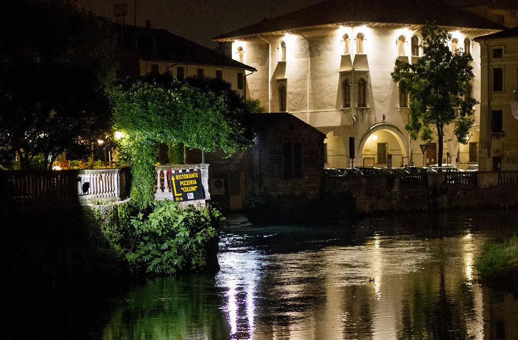 Cosa vedere a Sacile: Palazzo Ettoreo - Campo Marzio