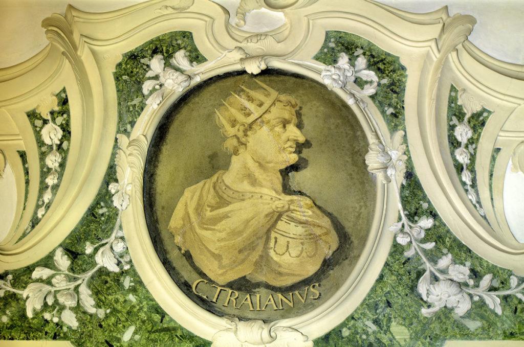 Cosa vedere a Sacile: Palazzo Ovio Gobbi - particolare