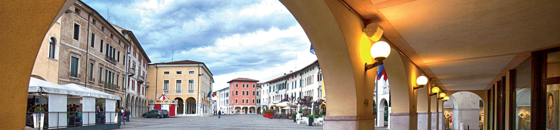 Piazza del Popolo - Sacile