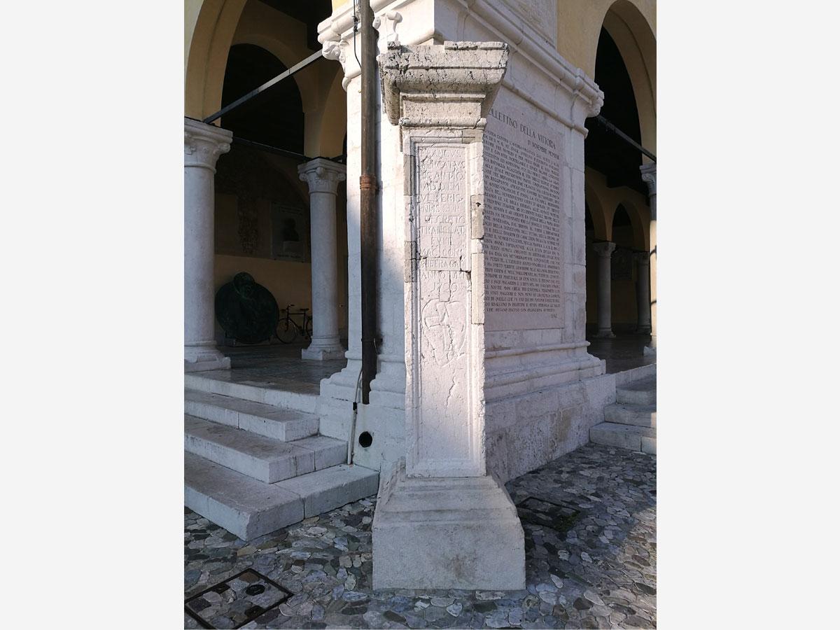 Storia di Sacile: Colonna 1729
