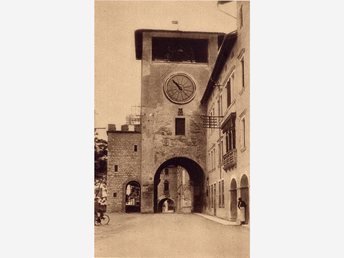 Storia di Sacile: Torre dei Mori