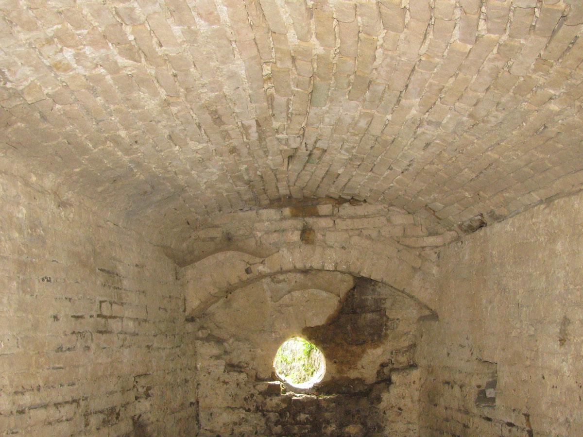Storia di Sacile: torrione interno