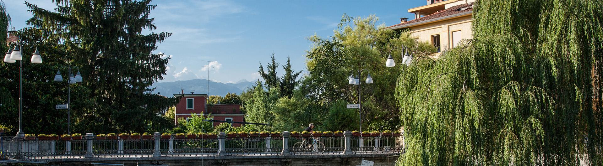 Itinerari alla scoperta di Sacile in bicicletta