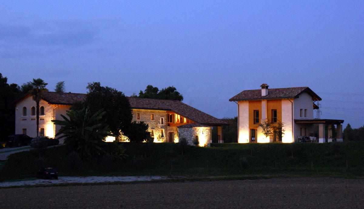 Dove dormire a Sacile: Hotel Due Fiumi - esterno