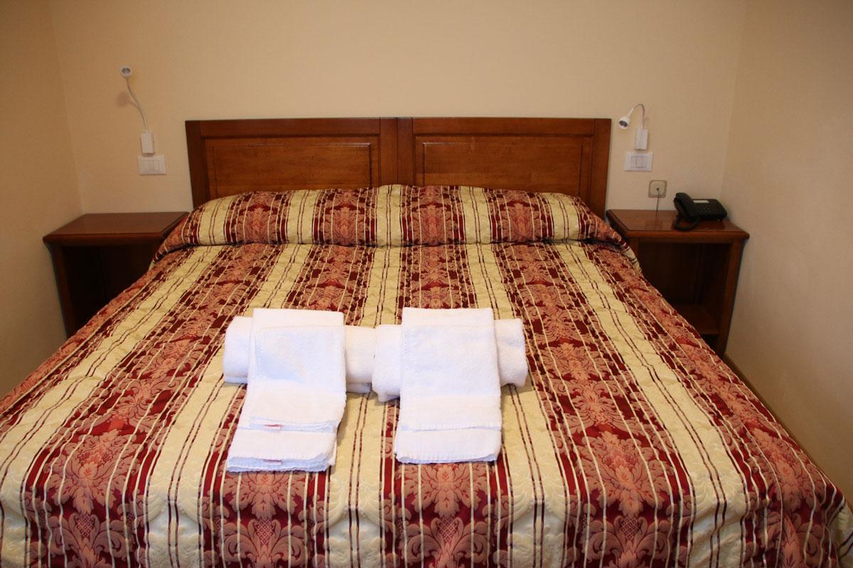 Dove dormire a Sacile: Hotel Italia - camera doppia 2