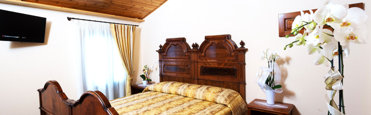 Dove dormire a Sacile: Hotel Italia - camera doppia