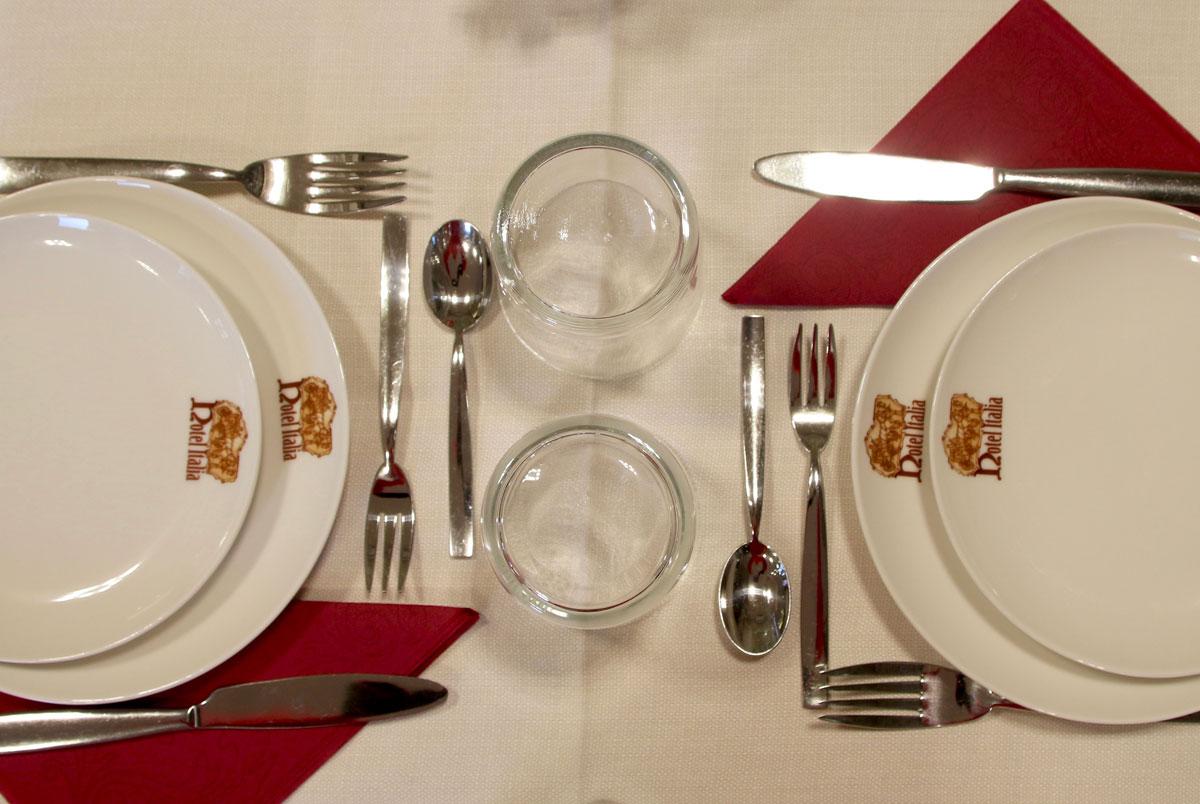 Dove dormire a Sacile: Hotel Italia - ristorante 2