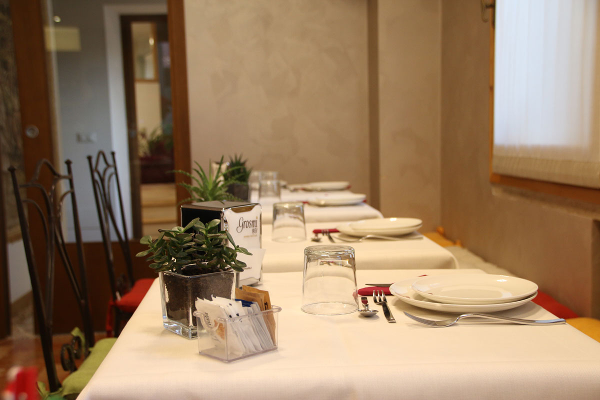 Dove dormire a Sacile: Hotel Italia - ristorante