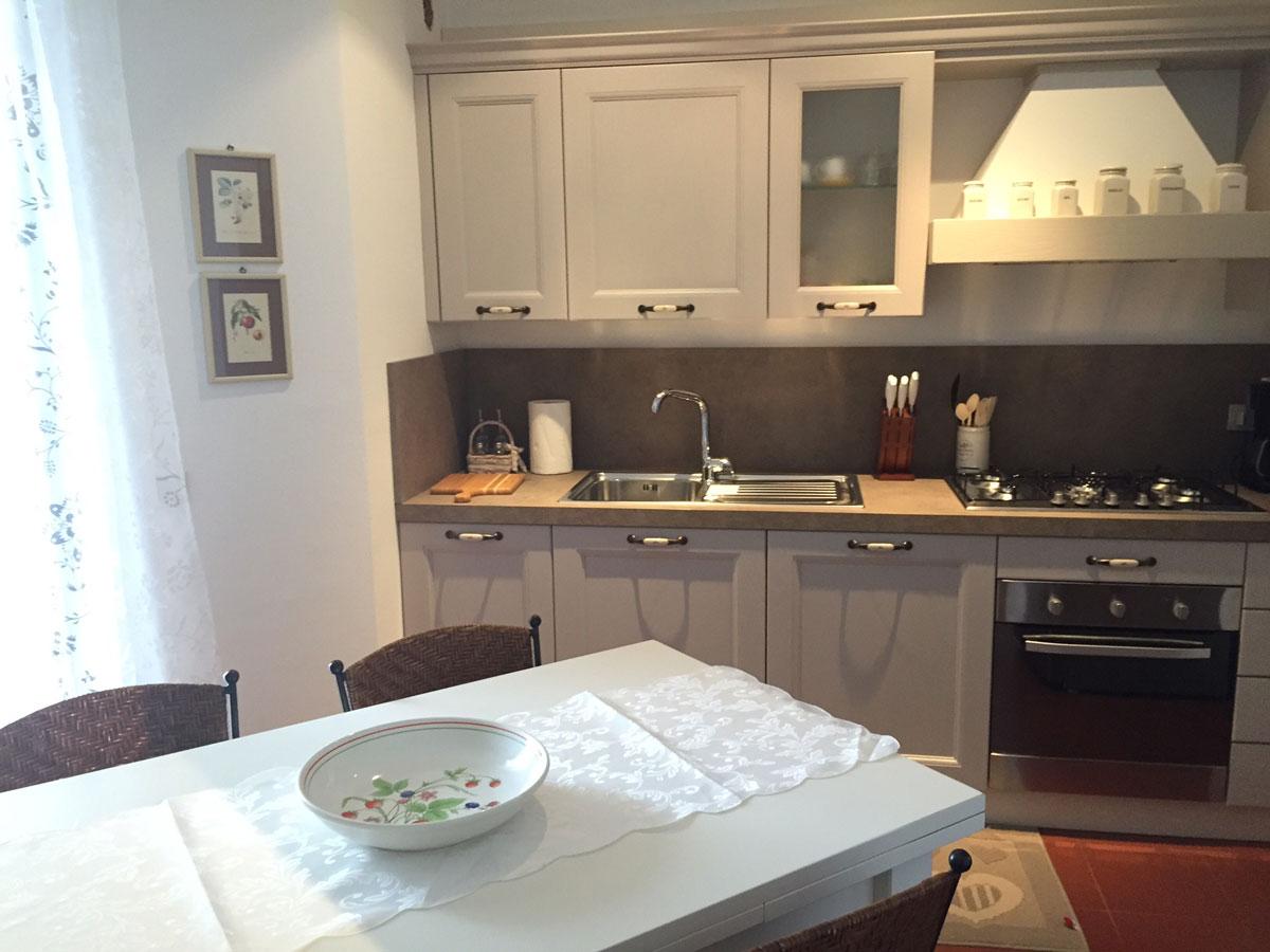 Dove dormire a Sacile: Residenza dei Tolomei - cucina