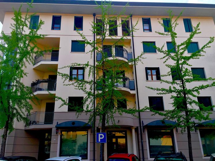 Dove dormire a Sacile: Residenza dei Tolomei - facciata