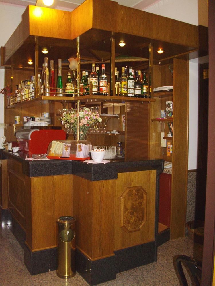 Dove dormire a Sacile: Villa Regina - bar