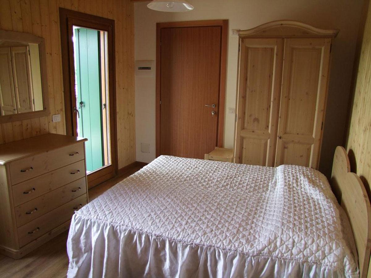 Dove dormire a Sacile: Agriturismo Acero Rosso - camera doppia