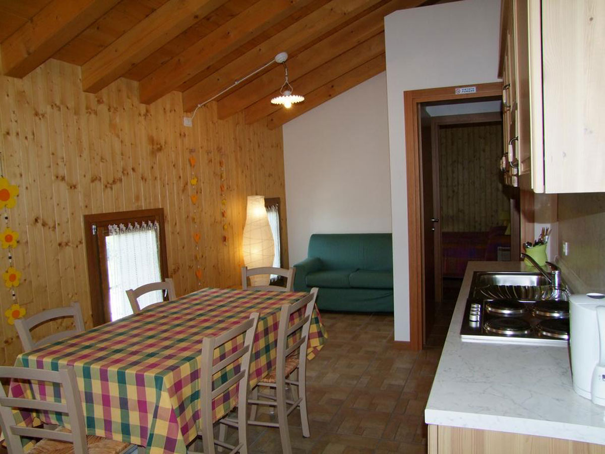 Dove dormire a Sacile: Agriturismo Acero Rosso - cucina