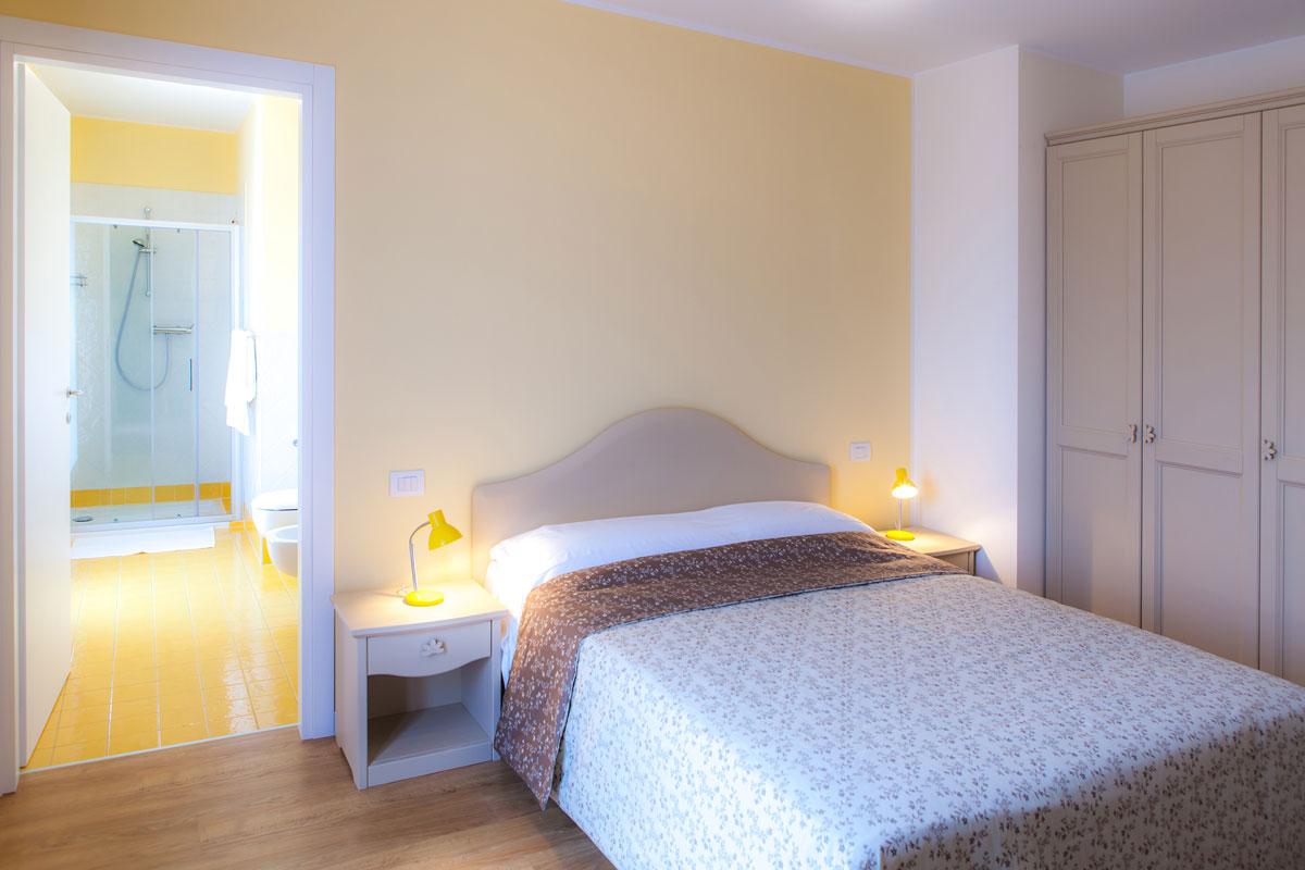 Dove dormire a Sacile: agriturismo La Chiocciola - camera doppia 1