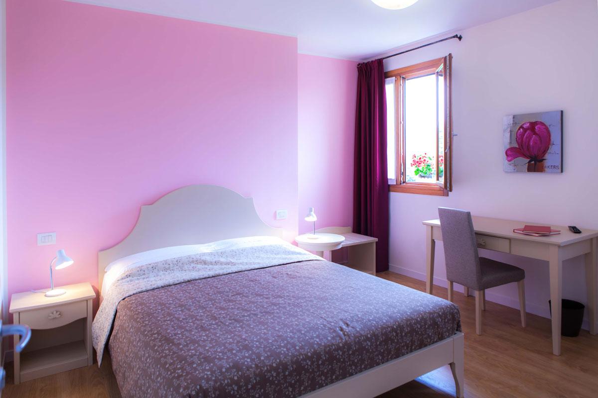 Dove dormire a Sacile: agriturismo La Chiocciola - camera doppia 2