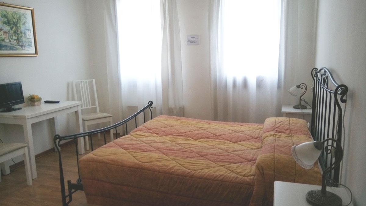 Dove dormire a Sacile: agriturismo La Pioppa - camera doppia