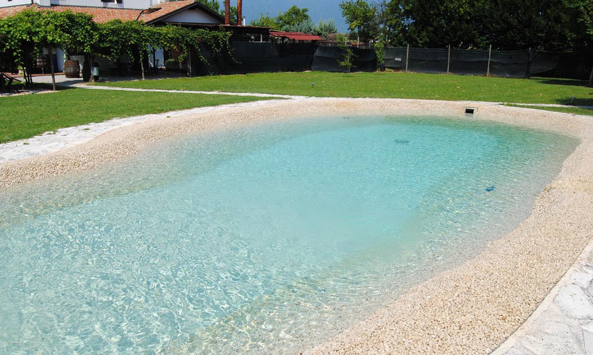 Dove dormire a Sacile: agriturismo La Pioppa - piscina