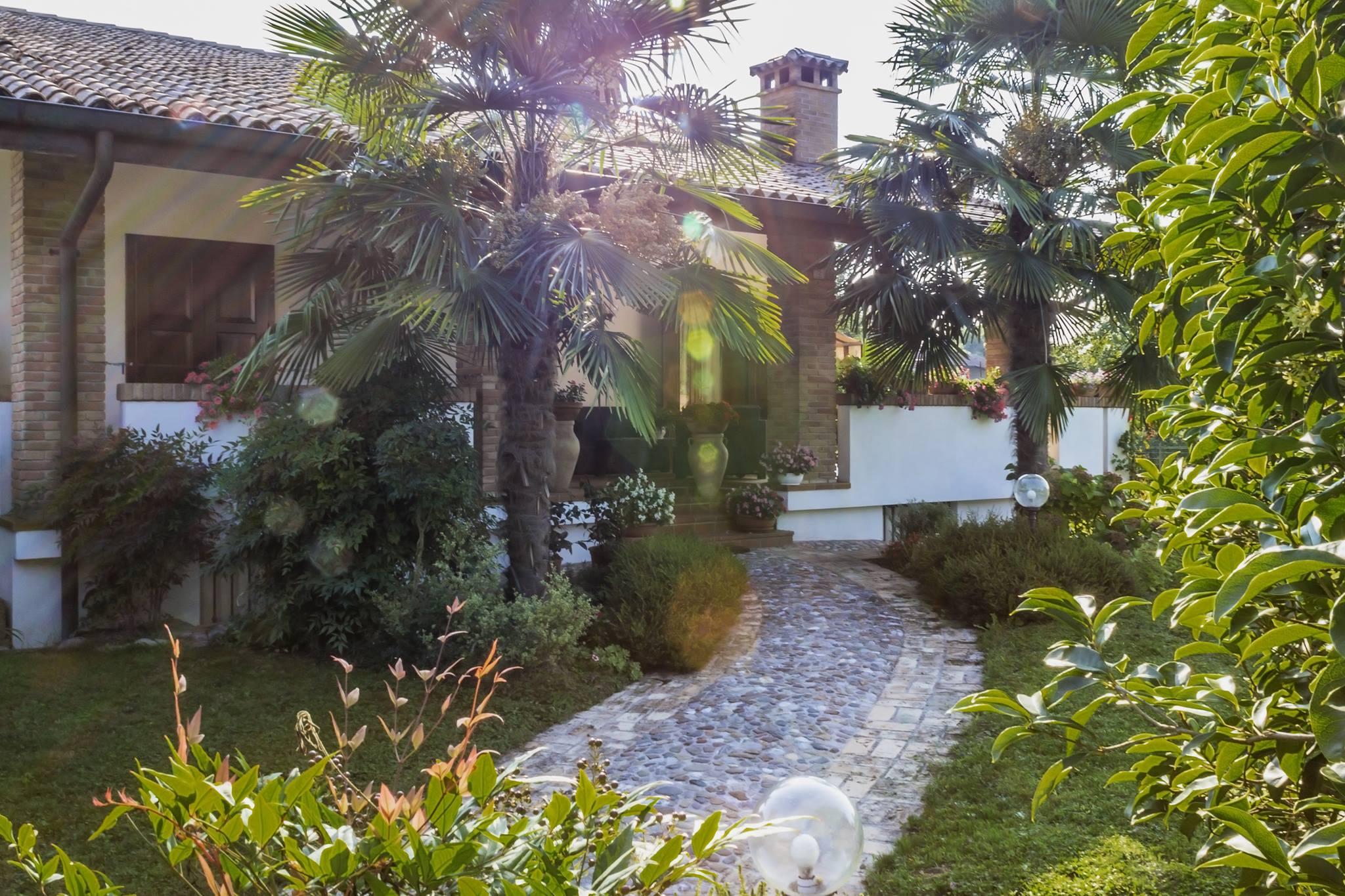 Dove dormire a Sacile: Bed and Breakfast Ca' Livenza - ingresso