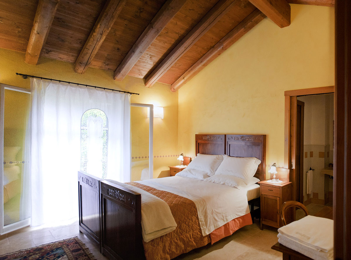 Dove dormire a Sacile: bed and breakfast Casa Carrer - camera doppia