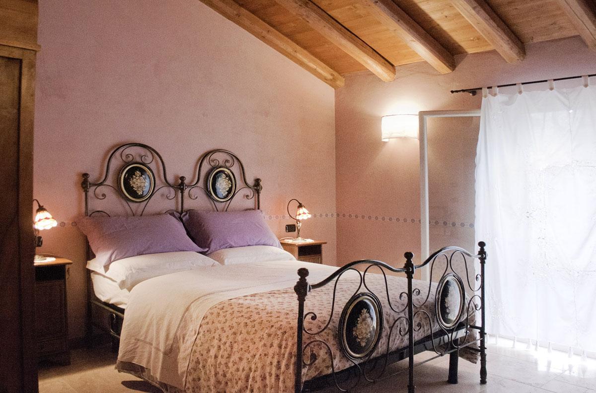Dove dormire a Sacile: bed and breakfast Casa Carrer - camera doppia 2