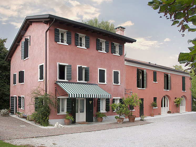 Dove dormire a Sacile: bed and breakfast Casa Carrer -esterno