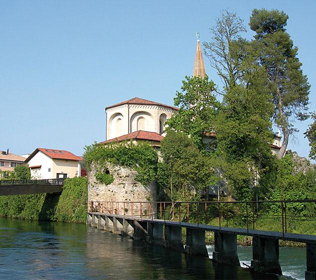 Visitare Sacile - Mura e Torrioni