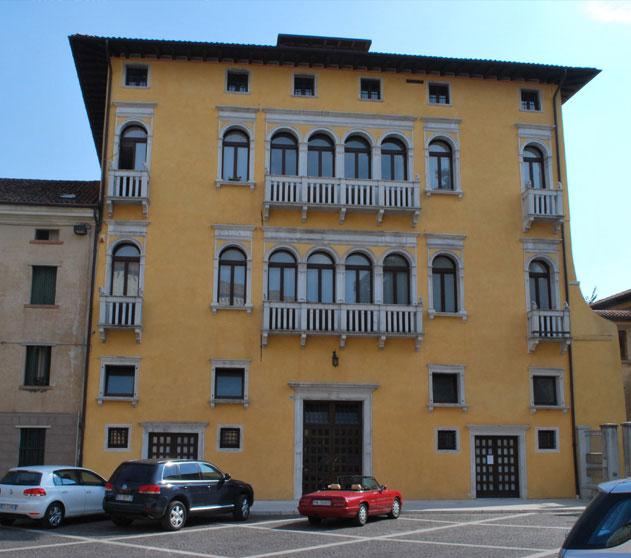 Visitare Sacile - Palazzo Carli