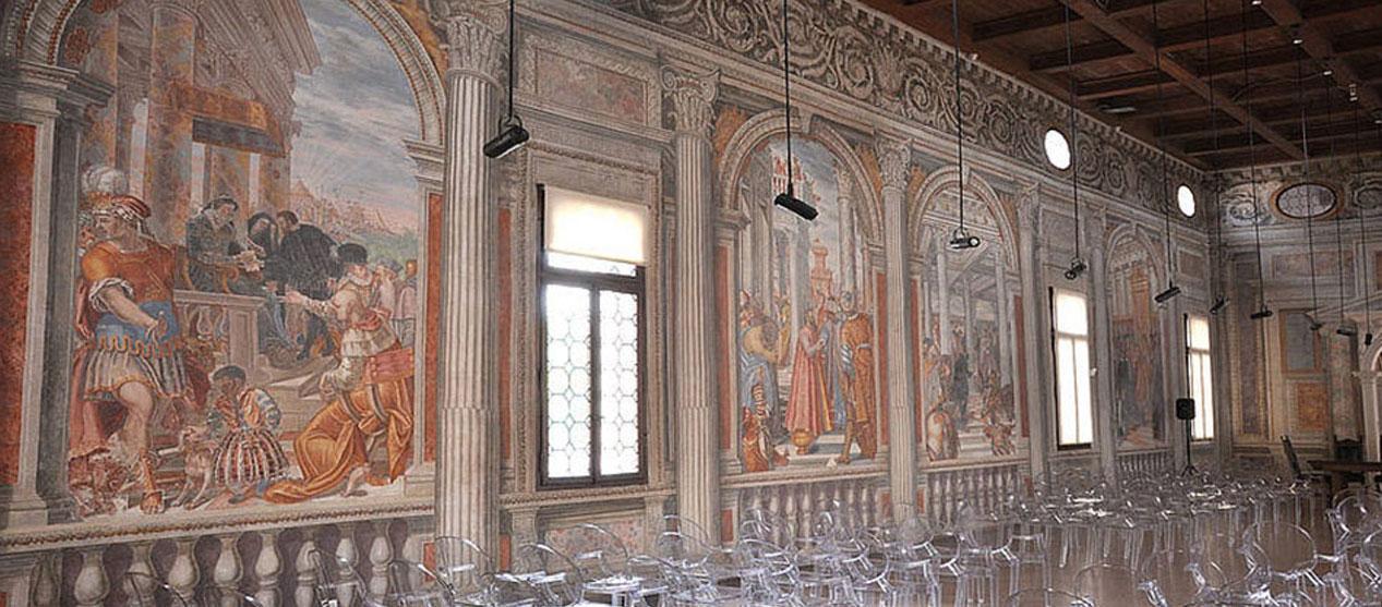 Architetture Sacile - Palazzo Ragazzoni