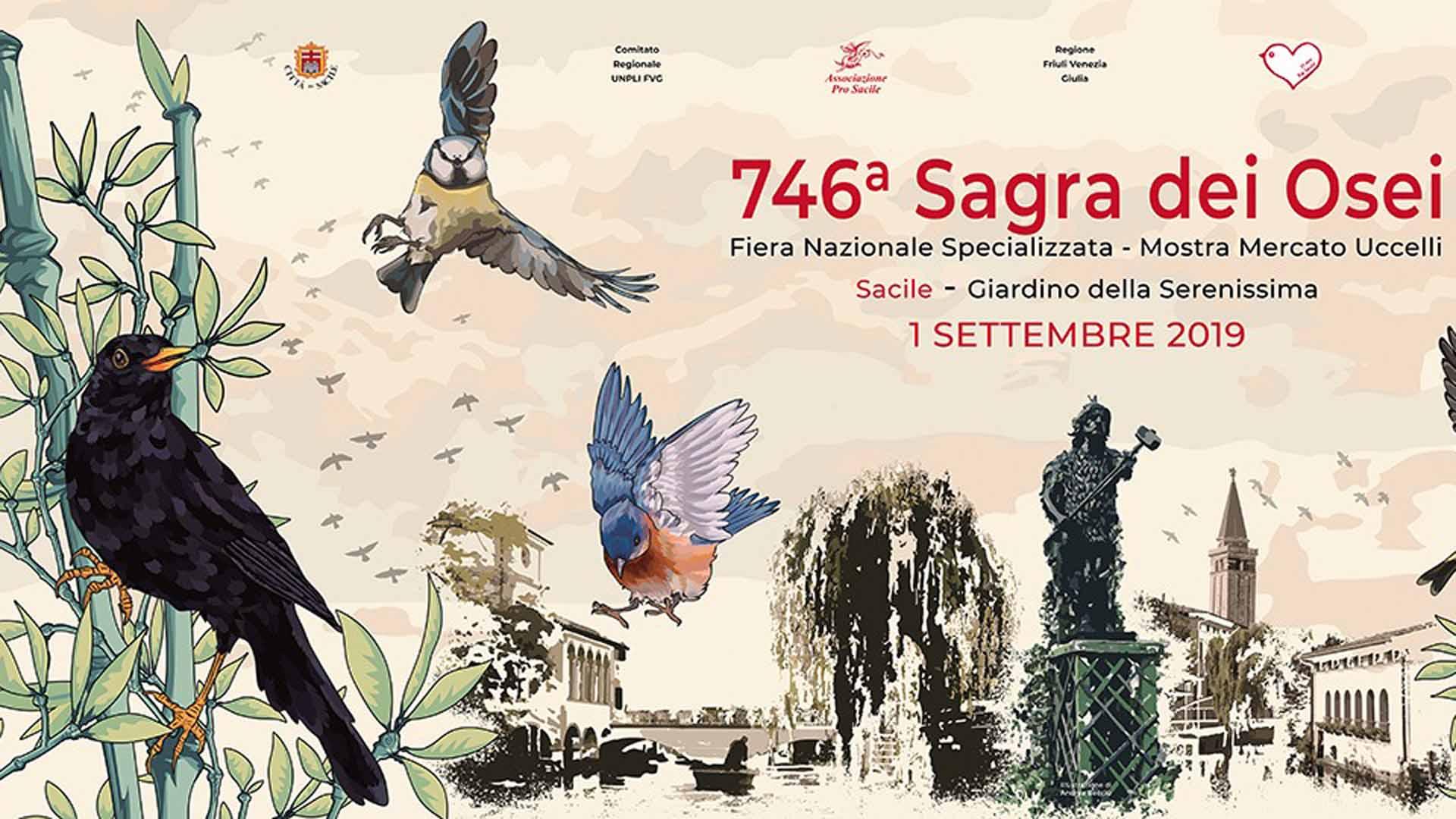 Calendario Fiere Ornitologiche.746ª Sagra Dei Osei Visit Sacile
